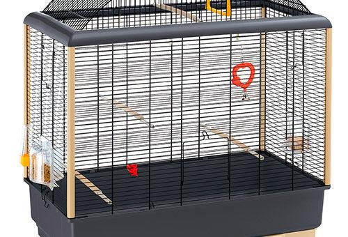 Сколько стоит клетка для попугая