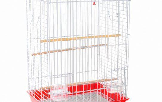 Клетка для попугаев PETMAX 52х41х78 см