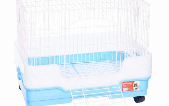 Клетка для попугаев PETMAX 52x41x71 см