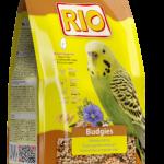 Корм РИО для волнистых попугайчиков в период линьки