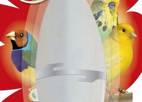 Минеральный камень кость каракатицы для попугаев / птиц Versele-laga Prestige sepia mineral