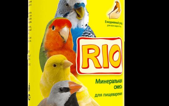 Минеральная смесь РИО для попугаев
