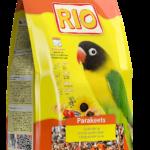 Корм РИО для неразлучников, корелл, для средних попугаев