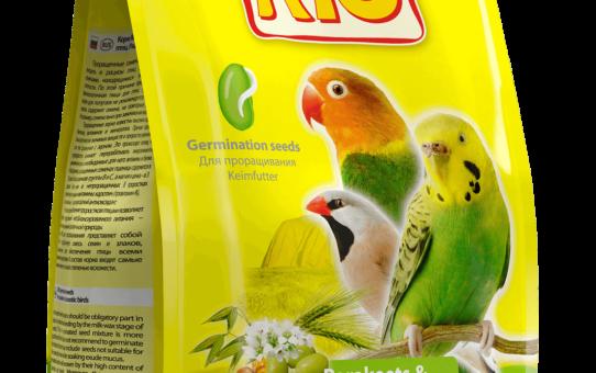 Корм РИО для проращивания попугаям